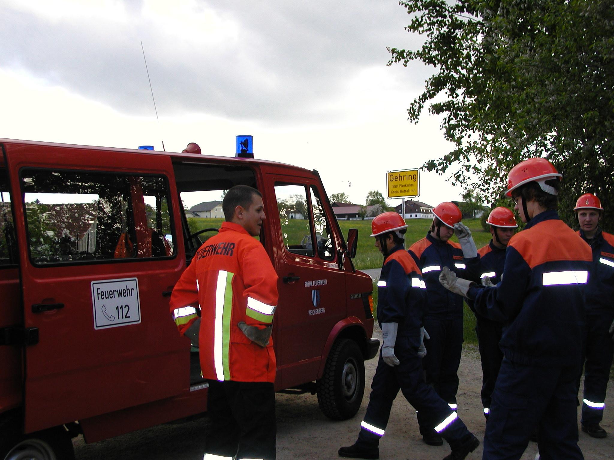 Feuerwehr Pfarrkirchen